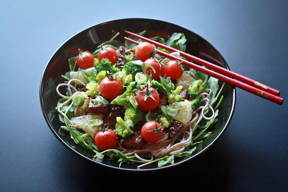 tempeh-salata